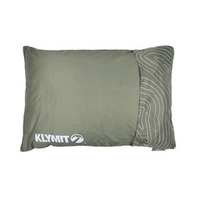 Klymit Drift Car Camp Pillow Large, green